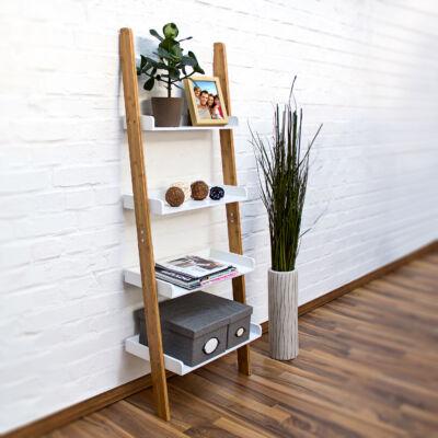 bamboo bambusz l trapolc polcok trendotthon. Black Bedroom Furniture Sets. Home Design Ideas