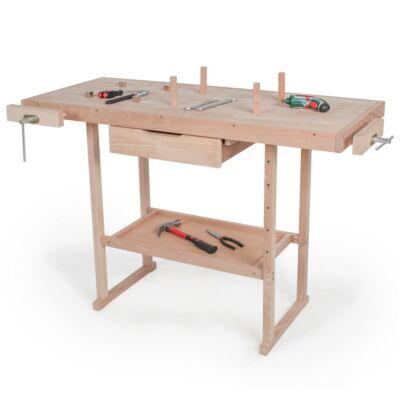Fa barkácsasztal