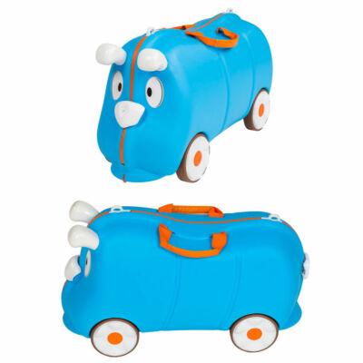 MIMÓ Gurulós Gyerek Bőrönd, Tároló