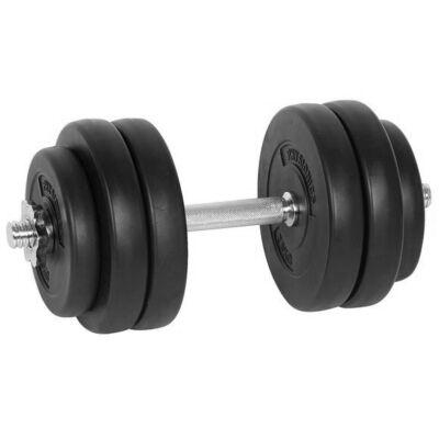 15 kg-os súlyzó szett