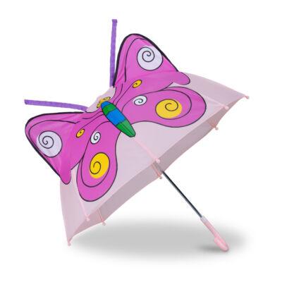 Pillangó Gyermek Esernyő