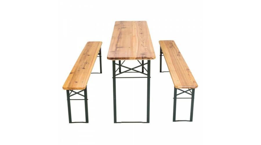 6 szem lyes s rpad garnit ra amely egy 180cm hossz asztalb l s k t sz kb l ll s t t sz n. Black Bedroom Furniture Sets. Home Design Ideas