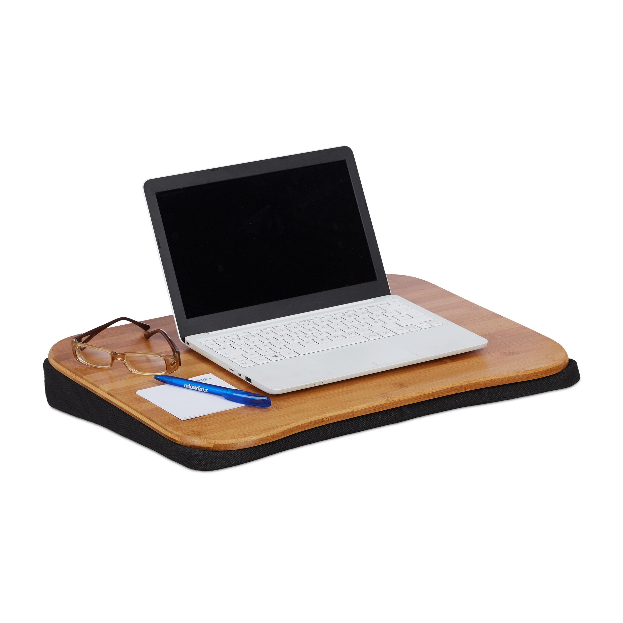 34ecd32cf08c ASA Bambusz Laptoptartó Párna - Laptop Tartó Asztal és Állvány -  TrendOtthon Webáruház