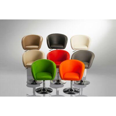 színes fodrászszék fodrász szék