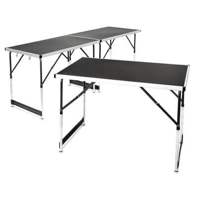 Scot összecsukható aluminium asztal 3 db-os