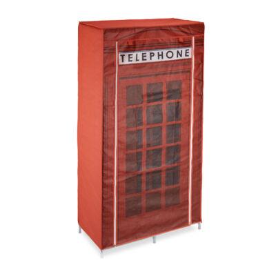 TELEPHONE Mobil Gardrób és Ruhásszekrény