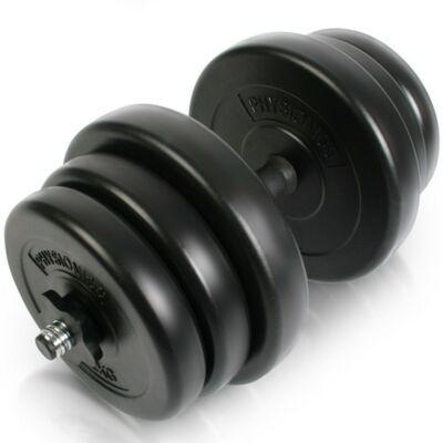 20 kg súlyzó szett II.
