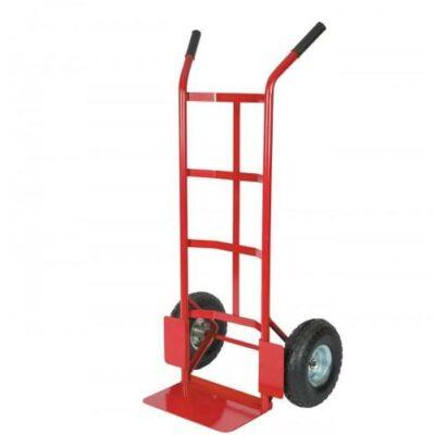 piros molnárkocsi 200kg teherbírással