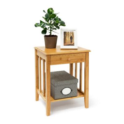 IBUKI Bambusz Asztal és Szekrény