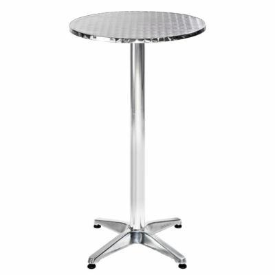 Heli Alumínium Bárasztal, Bisztró Asztal II.
