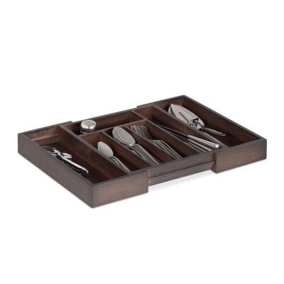 KATA Bambusz Evőeszköztartó Állítható 29 - 48 cm
