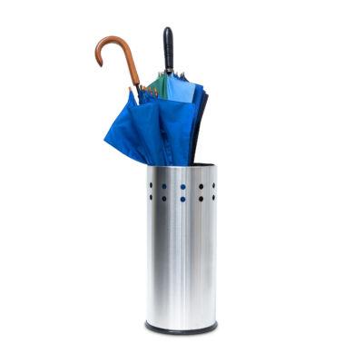 Kör alakú rozsdamentes acél esernyőtartó