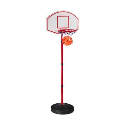 Kosárlabda Palánk 210 cm + Labda Gyerekeknek