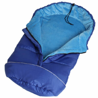 Luna Lábzsák,bundazsák kék színben