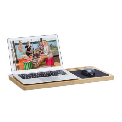 DARUM Bambusz Laptop Asztal