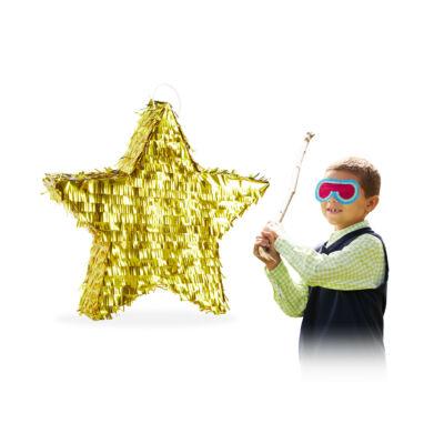 Arany Csillag Pinata