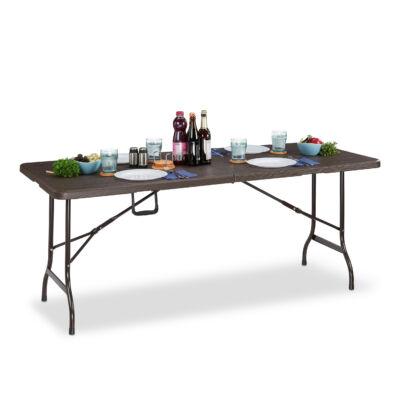 MIKA Fa Hatású Asztal