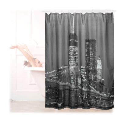 City Zuhanyfüggöny 180 x 180 cm