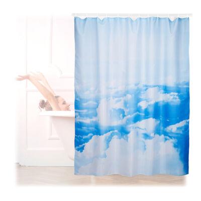 Felhő mintás Zuhanyfüggöny 180 x 180 cm