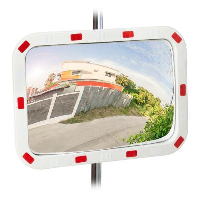 Konvex Közlekedési, Forgalmi Tükör 60 x 40 cm