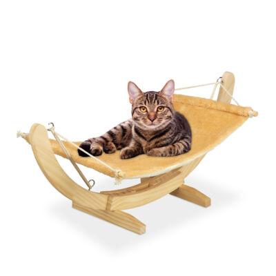 Függőágy Állvánnyal Macskáknak