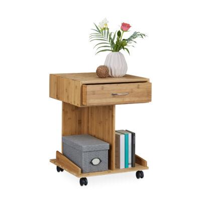 ROLLI Bambusz Asztal