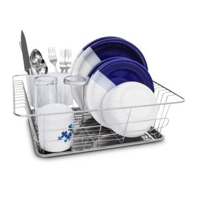 L-es edényszárító, konyhai csepegtető
