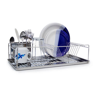 Koni Xl nagyméretű edényszárító és konyhai csepegtető