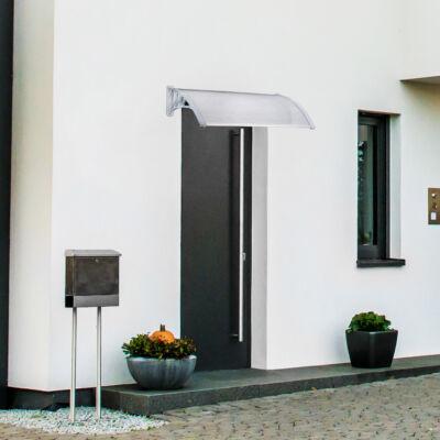 100 x 80 cm polikarbonát előtető esőfogó