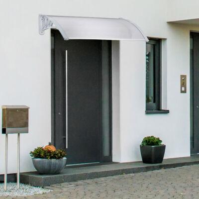 150 x 100 nagyméretű előtető minimal design házra felszerelve