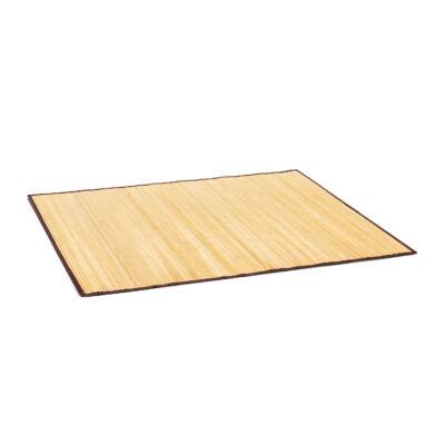 FUJI Bambusz Fürdőszoba Szőnyeg 100 x 80 cm-es