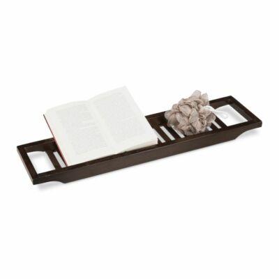 KIBA Bambusz Fürdőkádra Helyezhető Tálca