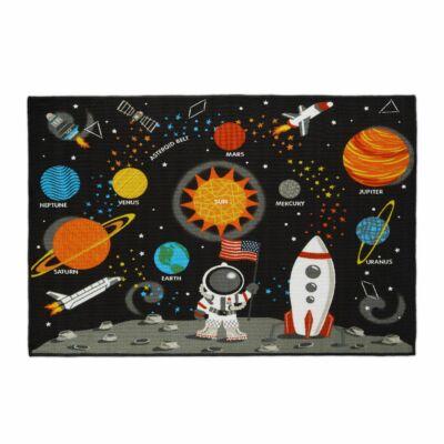 Galaxis Gyerekszoba Szőnyeg 150 x 100 cm