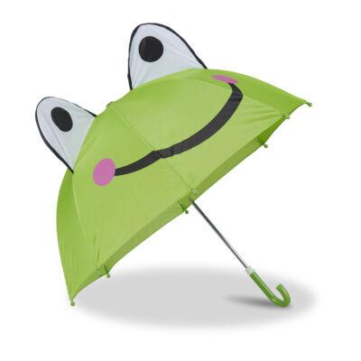 Béka Gyermek Esernyő