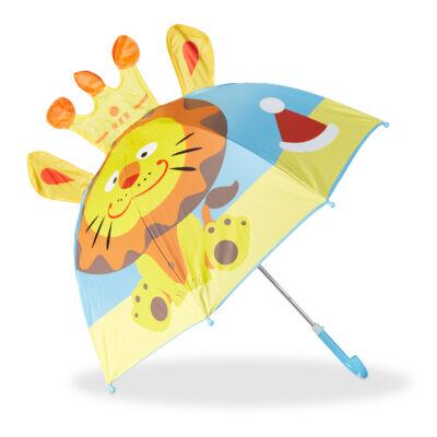 Oroszlán Gyermek Esernyő