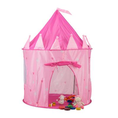 Királylány Gyermek játszóház, játék sátor