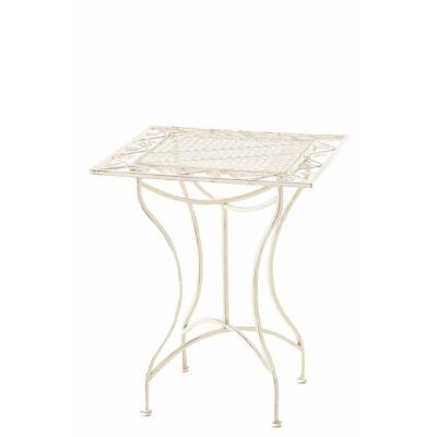 ASINA Kerti Asztal, Antik-Krém