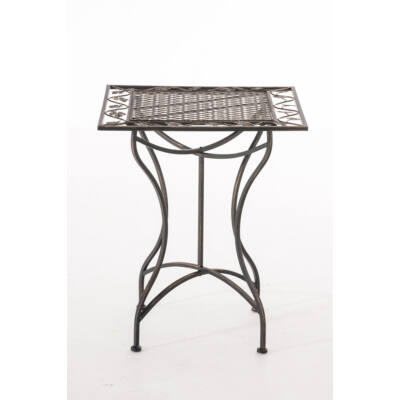 ASINA Kerti Asztal, Bronz