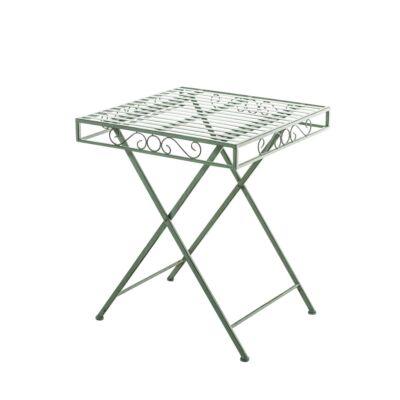 FUNDA Kerti Asztal, Antik-Zöld