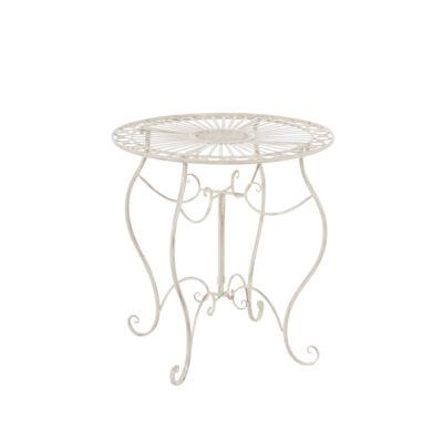 INDRA Kerti Asztal, Antik-Krém