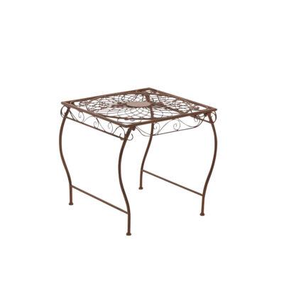 ZARINA Kerti Asztal, Antik Barna