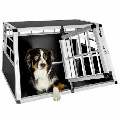 Dupla II alumínium kutyaszállító box