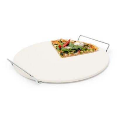 33 cm Ø Pizzakő Tartóval