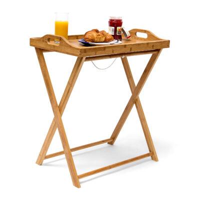 KIOTÓ Összecsukható Bambusz Asztal