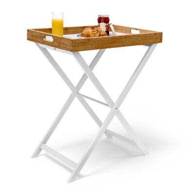 OSZAKA Összecsukható Bambusz Asztal